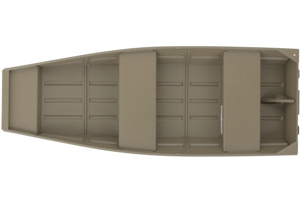 TRACKER Riveted Jon Utility Boats Topper 1236 (7)