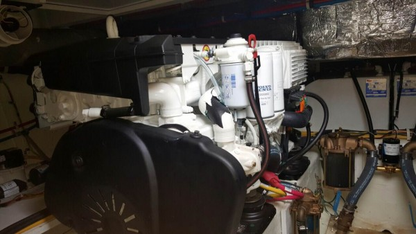 Carver 34 Twin D4 Diesel (18)