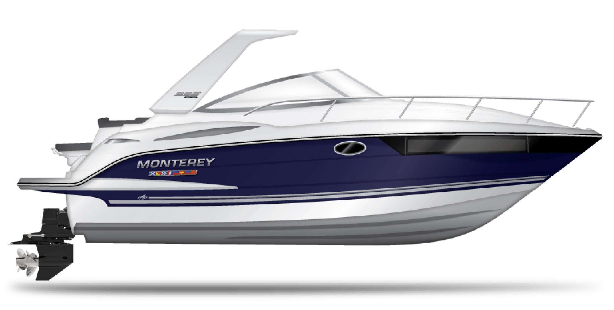 Monterey 295ss - sapphire