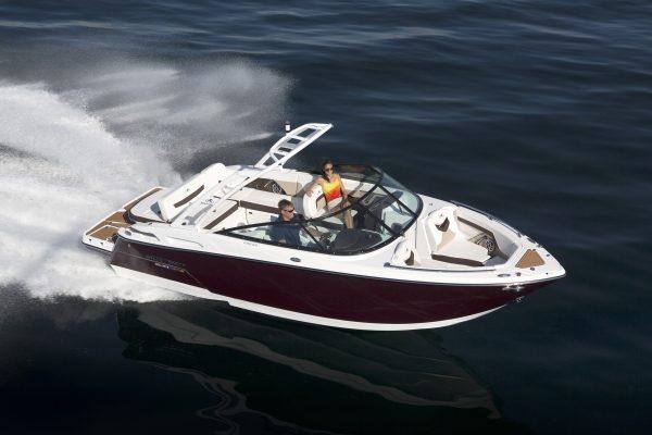 Monterey 258SS Running-3359