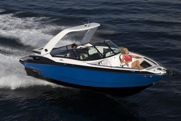 Monterey 298SS Running-2-3400