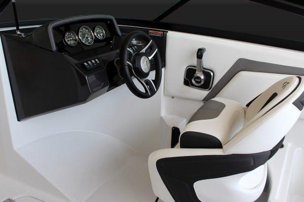 Monterey M-20 Helm Seat
