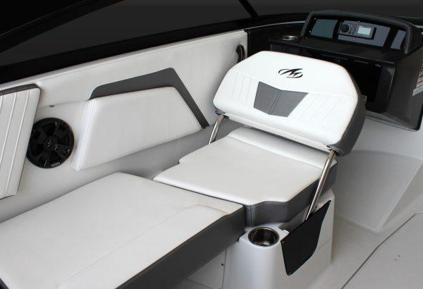 Monterey M-22 Flip Seat