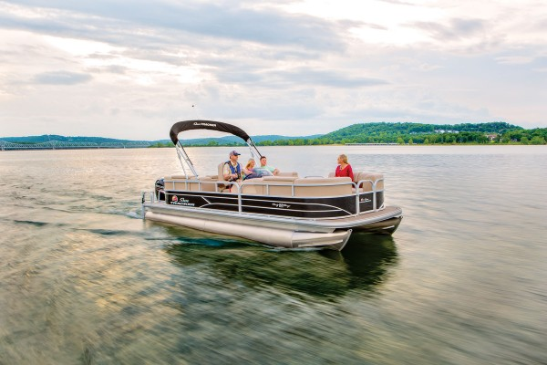 Sun Tracker Party Barge 22 RF DLX 2019 05