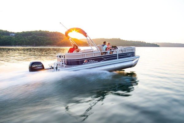 Sun Tracker Party Barge 22 RF XP3 2019 05