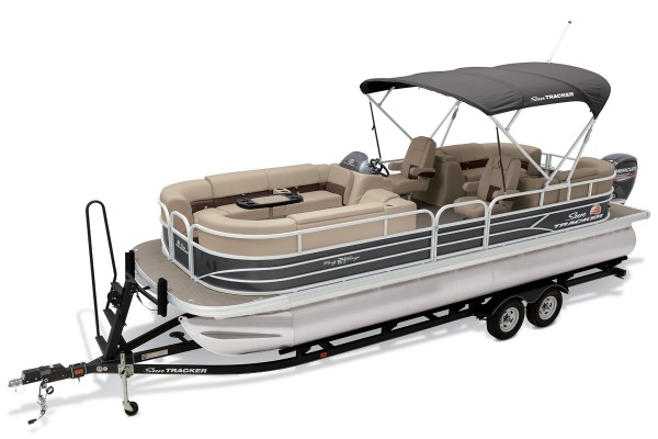 Sun Tracker Party Barge 24 DLX 2019 01