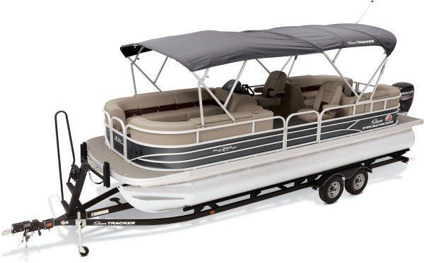 Sun Tracker Party Barge 24 DLX 2019 02