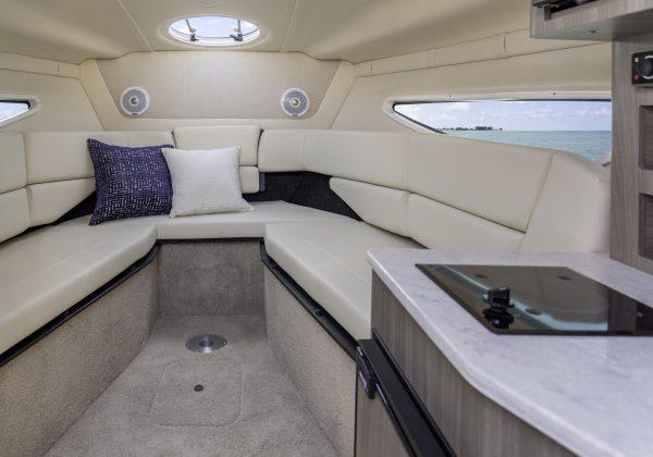 Regal 26 Express interior_19_3814