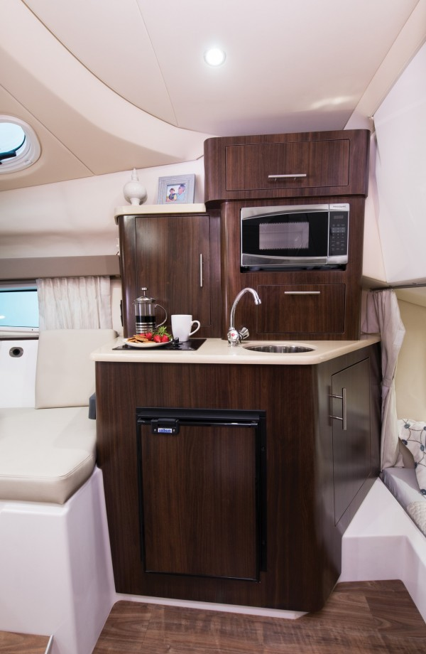 Regal 28 Express interior-0685