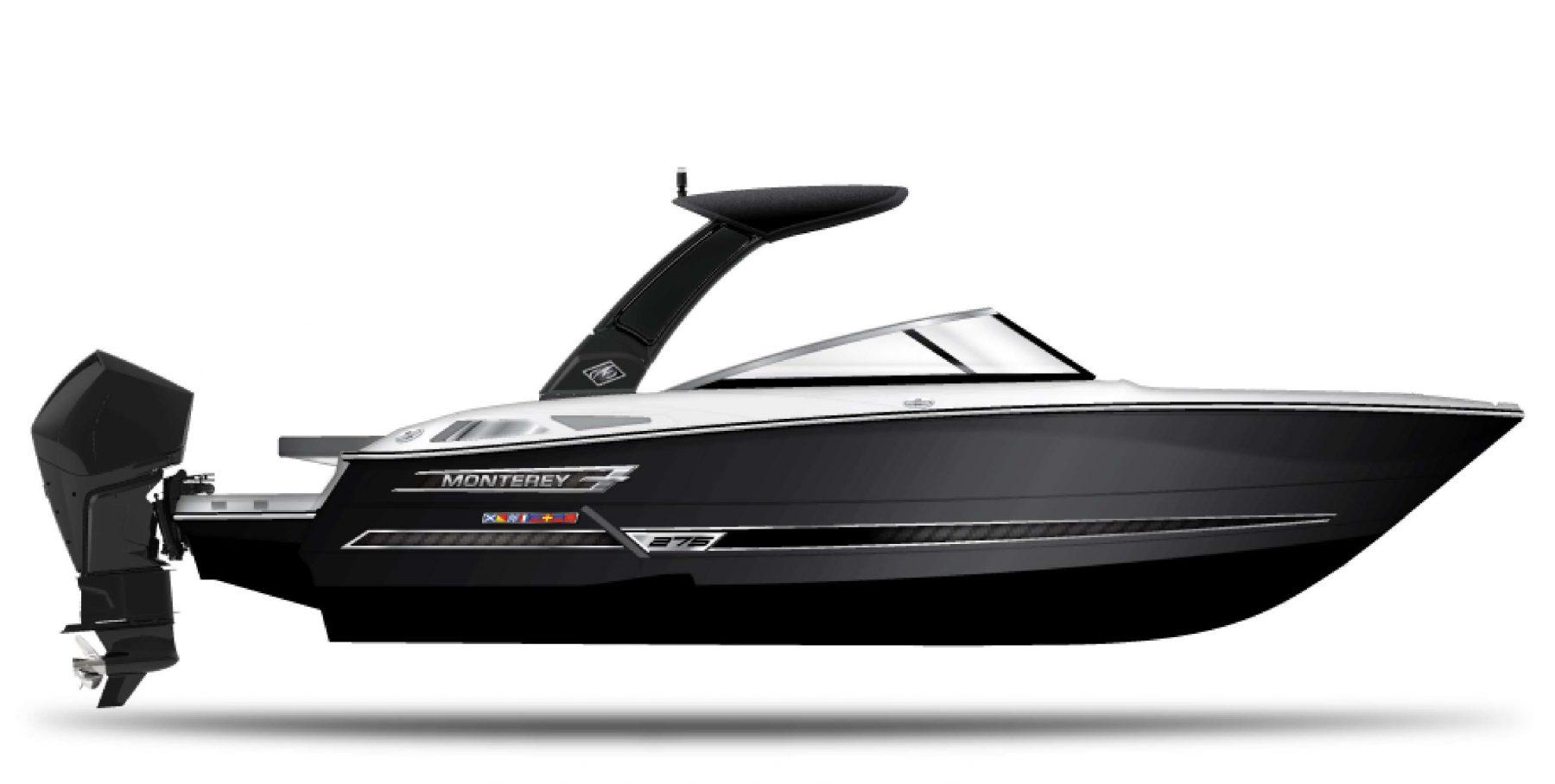 Monterey 275ss - onyx