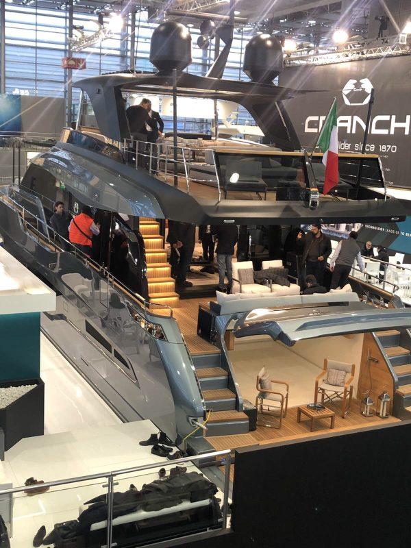 Goga Yachting Club Cranchi Settantotto 01