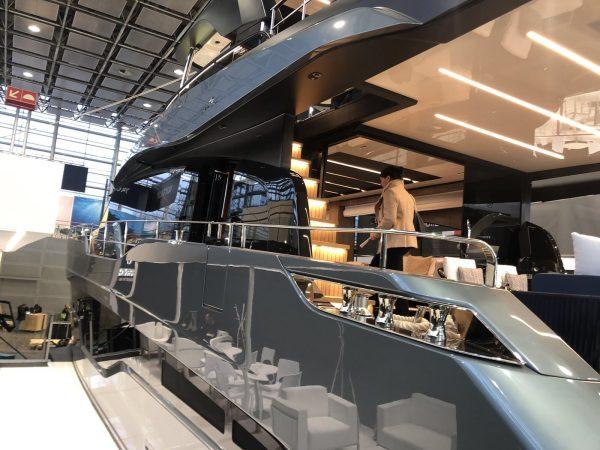 Goga Yachting Club Cranchi Settantotto 17