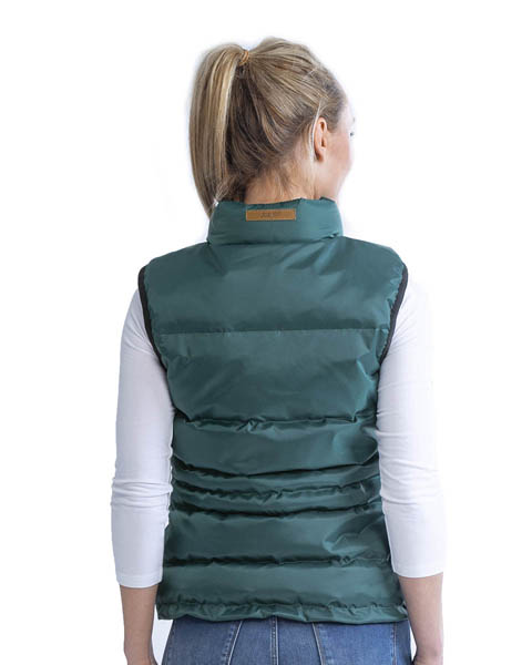Women bodywarmer