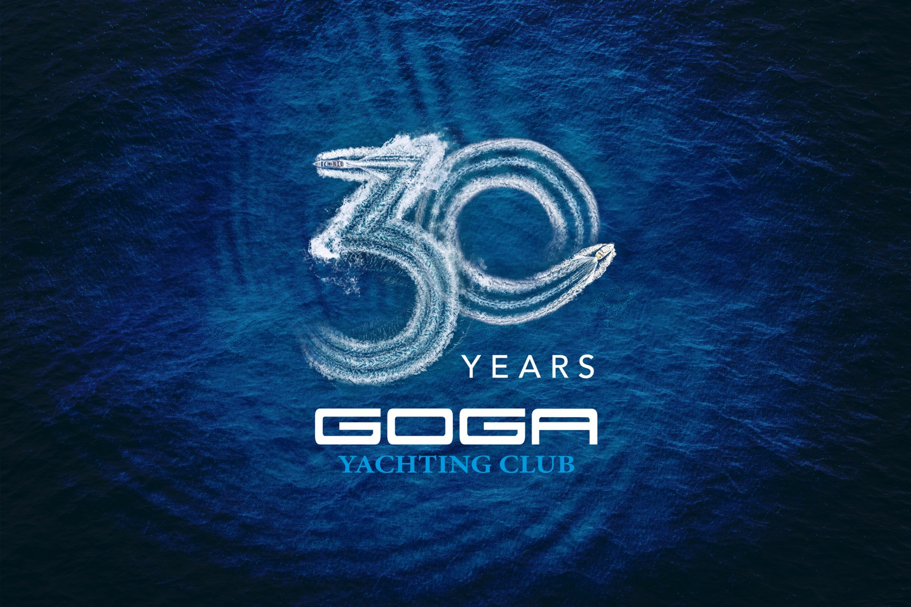 Goga Yachting Club 30 years (wide)