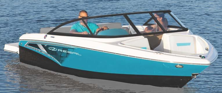 1900 ESX - Bimini Blue