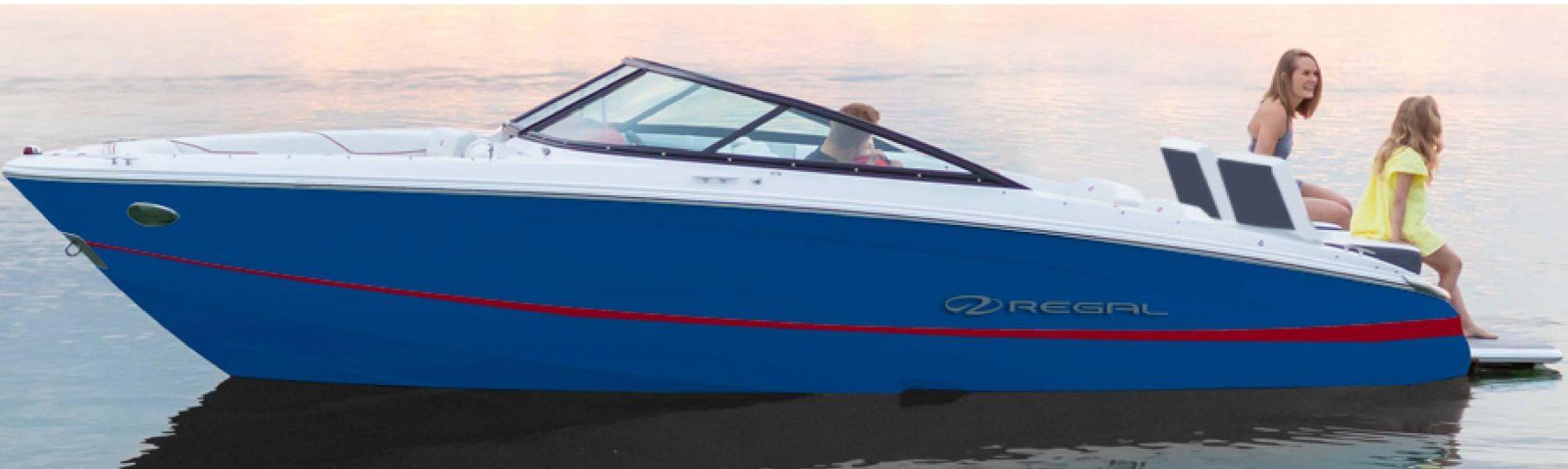 Regal LS2 - newport blue