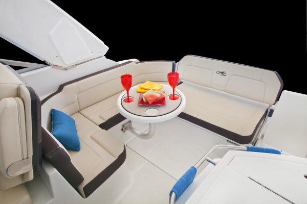 Monterey 295SY Cockpit