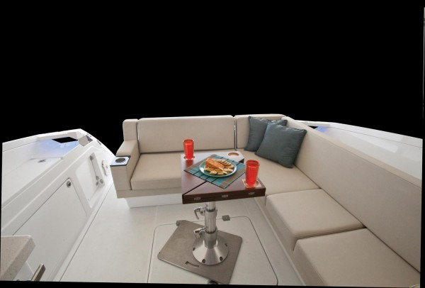 Monterey 360SC AFT Seating Table