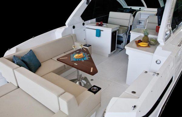 Monterey 360SC Cockpit Table