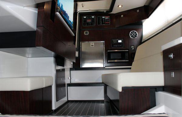 Monterey 378SE Cabin