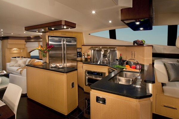 Marquis 720 Fly Galley