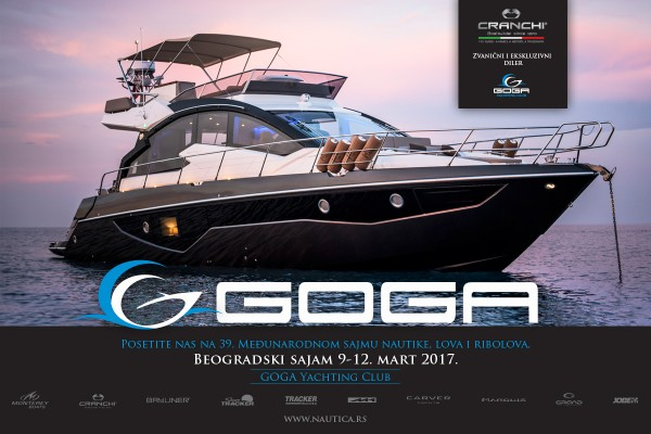 Beogradski sajam GOGA Yachting Club 2017