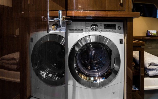 Carver C52 Coupe washer