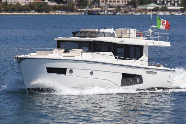 Cranchi Eco Trawler 43 Long Distance EXT_11