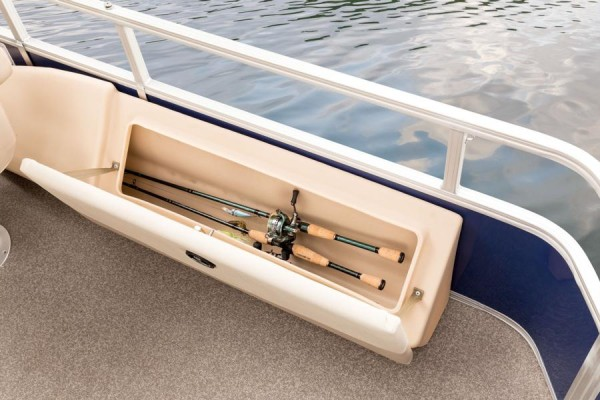 Sun Tracker Fishin Barge 22 DLX 5