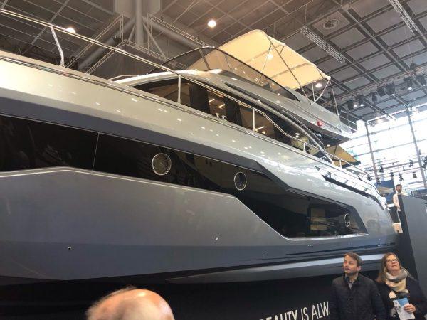 GOGA Yachting Club - Cranchi - Boot 2018 03