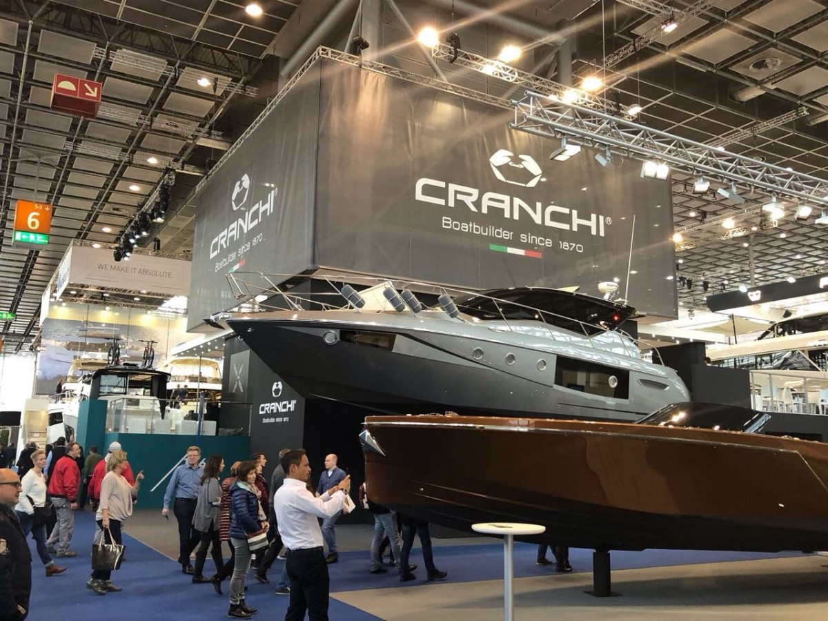 GOGA Yachting Club - Cranchi - Boot 2018 07