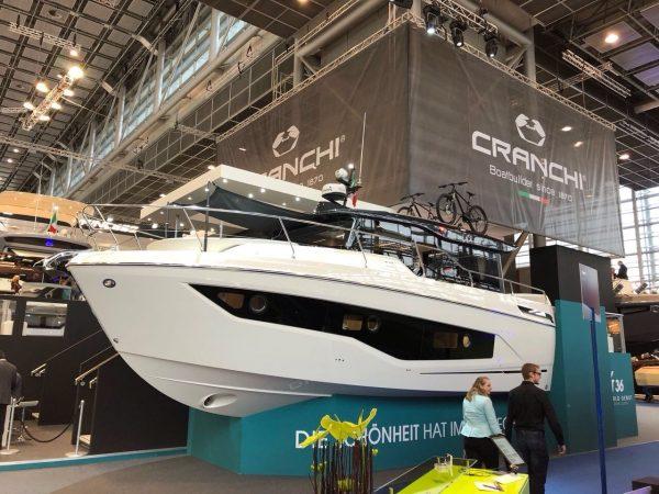 GOGA Yachting Club - Cranchi - Boot 2018 15