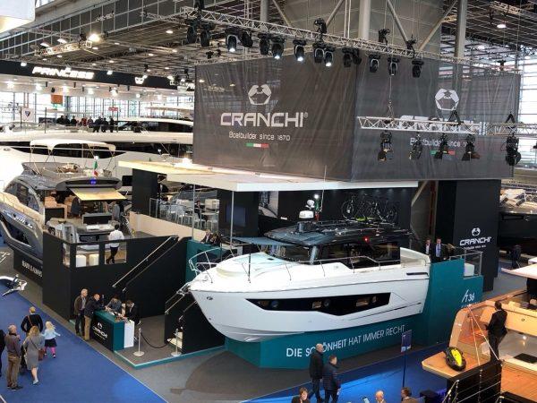 GOGA Yachting Club - Cranchi - Boot 2018 16