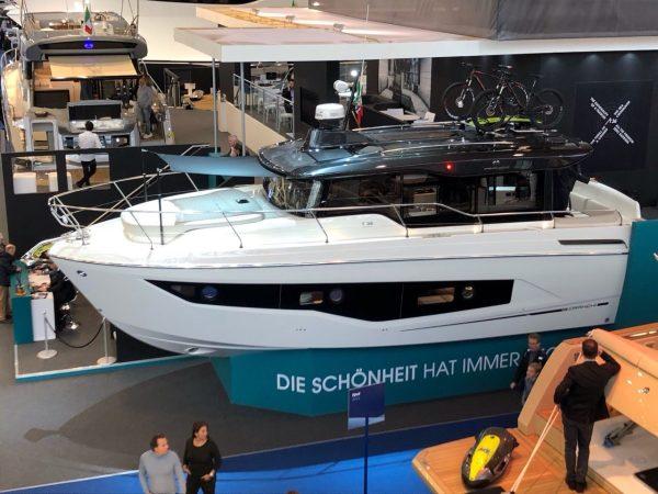 GOGA Yachting Club - Cranchi - Boot 2018 17