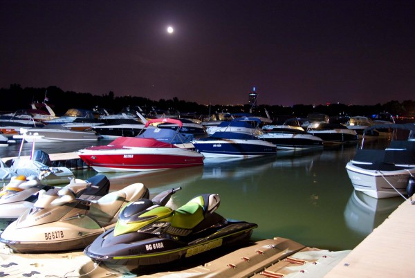Goga YCI Marina Night