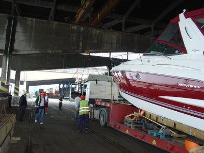 Prevoz plovila