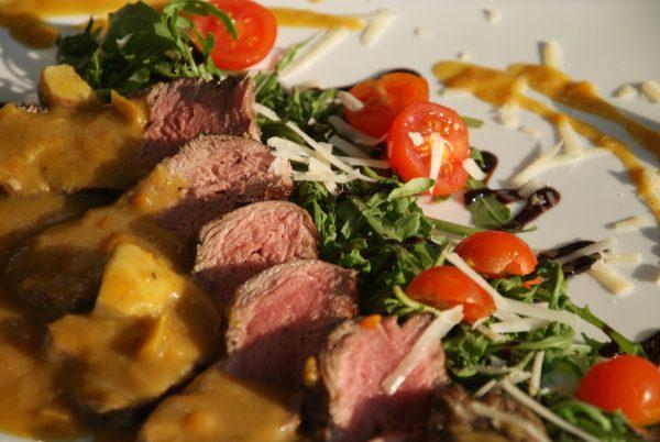 Goga YCI Yachting Club Food