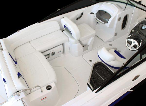 Monterey M4 Cockpit