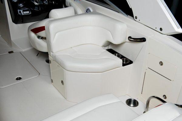 Monterey M6 Observers Seat