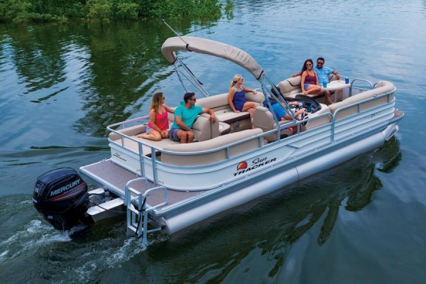Sun Tracker Party Barge 24 DLX 2