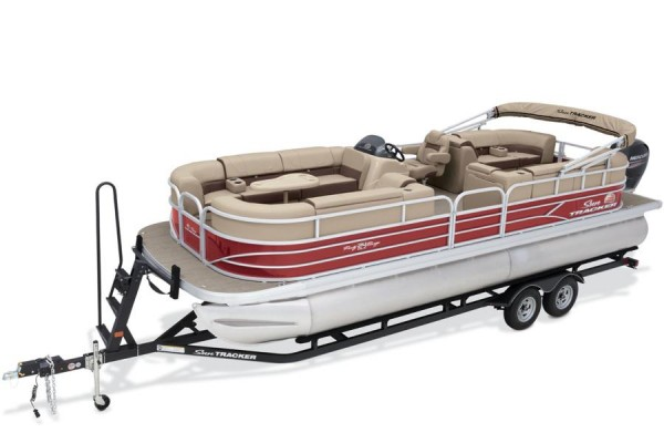 Party Barge 24 24 DLX-13