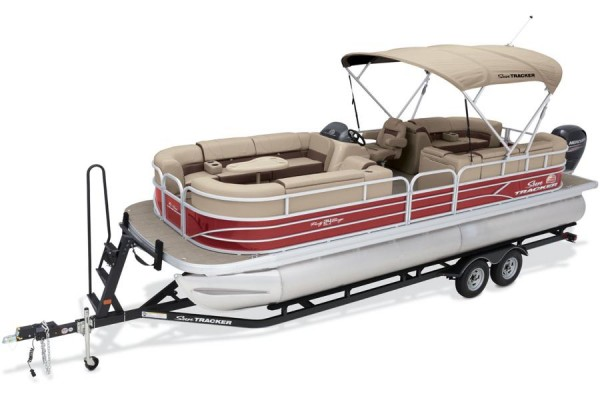 Party Barge 24 24 DLX-12