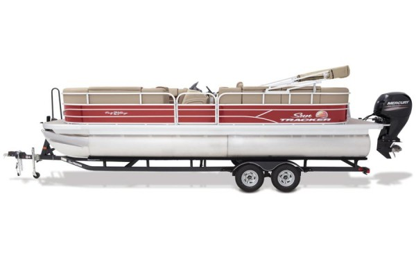 Party Barge 24 24 DLX-16