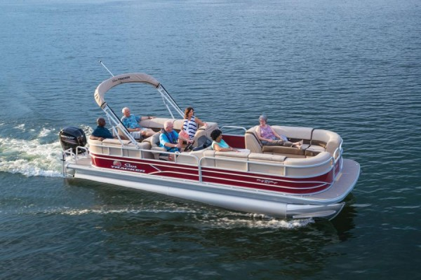 Party Barge 24 24 DLX - 3